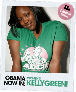 Image of AUDACITY OF DOPENESS - OBAMA - Women's