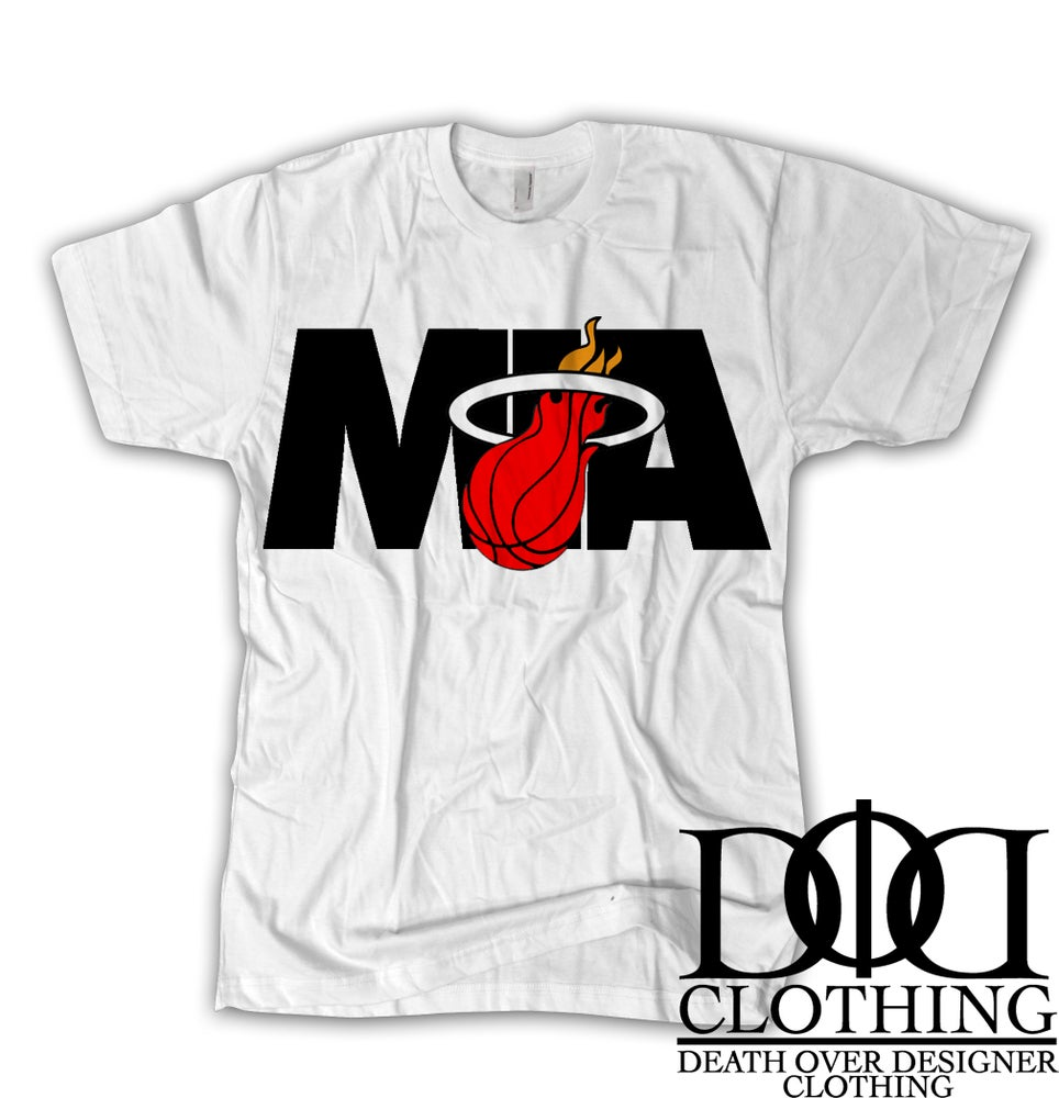 Image of MIA Heat Tee (White Set)