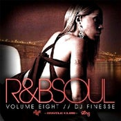 Image of R&B SOUL MIX VOL. 8
