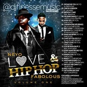 Image of LOVE & HIP HOP MIX VOL. 1 (NE YO & FABOLOUS)
