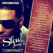 Image of PLATINUM OLD SCHOOL SLOW JAMS MIX VOL. 12