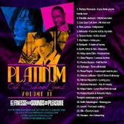 Image of PLATINUM OLD SCHOOL SLOW JAMS MIX VOL. 11