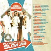 Image of PLATINUM OLD SCHOOL SLOW JAMS MIX VOL. 8