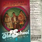 Image of PLATINUM OLD SCHOOL SLOW JAMS MIX VOL. 2