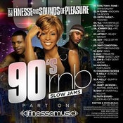 Image of 90s R&B SLOW JAMS MIX VOL. 1