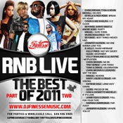Image of R&B LIVE MIX BEST OF 2K11 PART 2