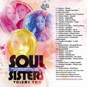 Image of SOUL SISTERS MIX VOL. 2 (Floetry, Marsha Ambrosius, Vivian Green)