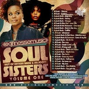 Image of SOUL SISTERS MIX VOL. 1 (Jill Scott & Erykah Badu)