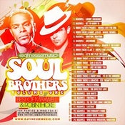 Image of SOUL BROTHERS MIX VOL. 1 (Maxwell & Robin Thicke)