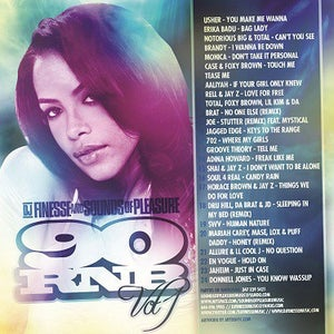 Image of 90s R&B MIX VOL. 1