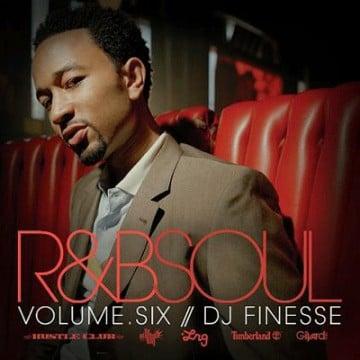 DJ FINESSE MIXTAPES — R&B SOUL MIX VOL. 6