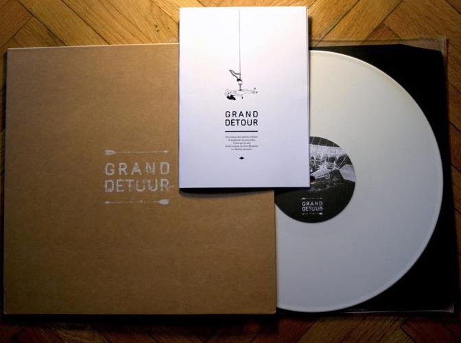 """Image of Grand Détour - One sided 12"""""""