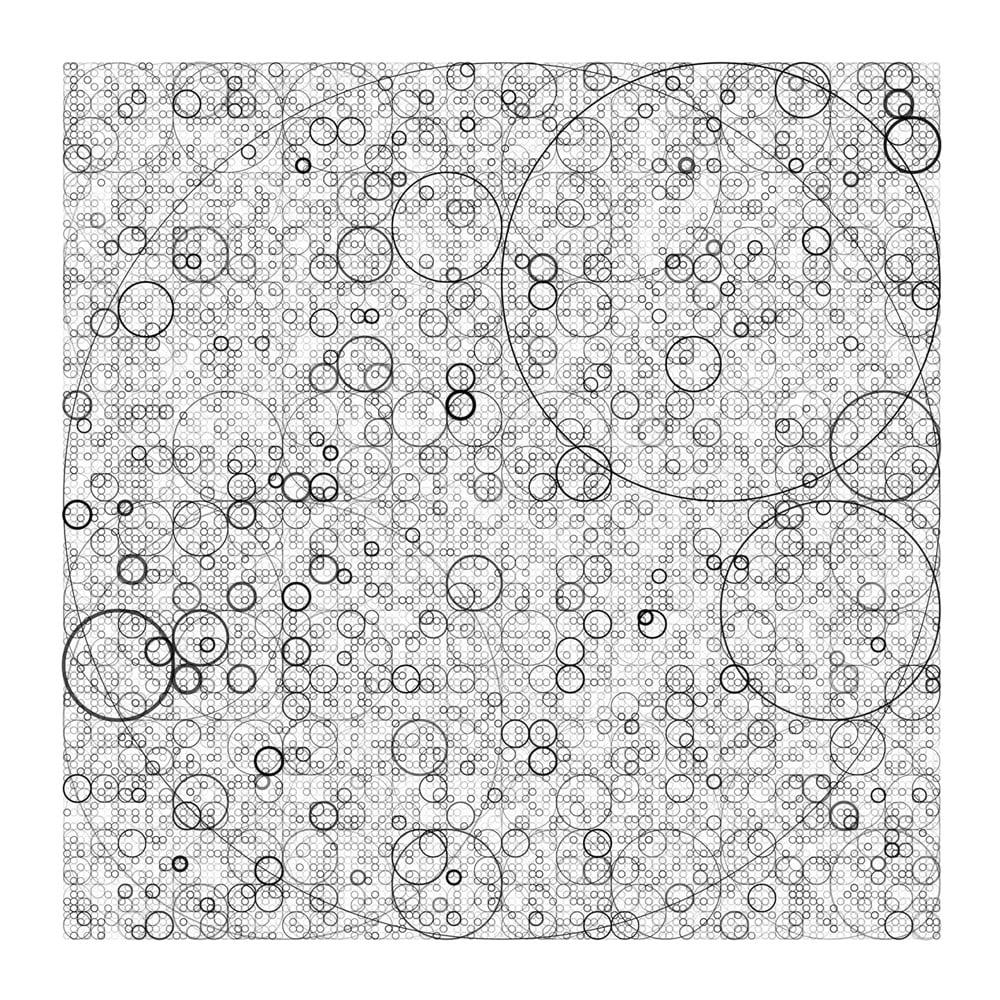 Image of Circles in Circles 2