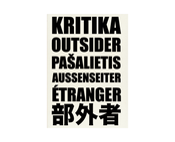 Image of KRITIKA OUTSIDER