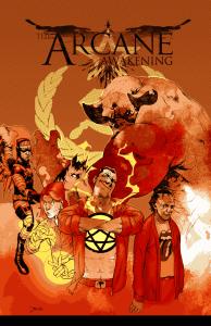 Image of The Arcane Awakening Book #2