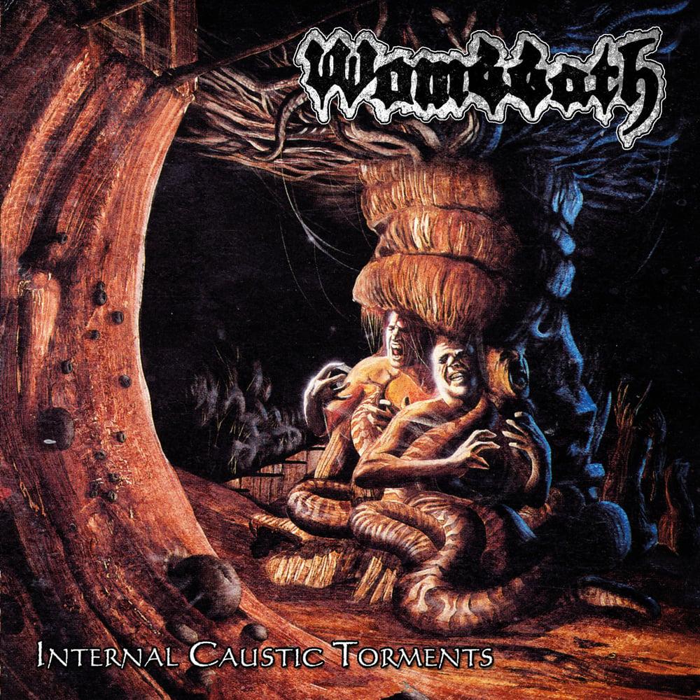 "WOMBBATH ""Internal Caustic Torments"" CD"