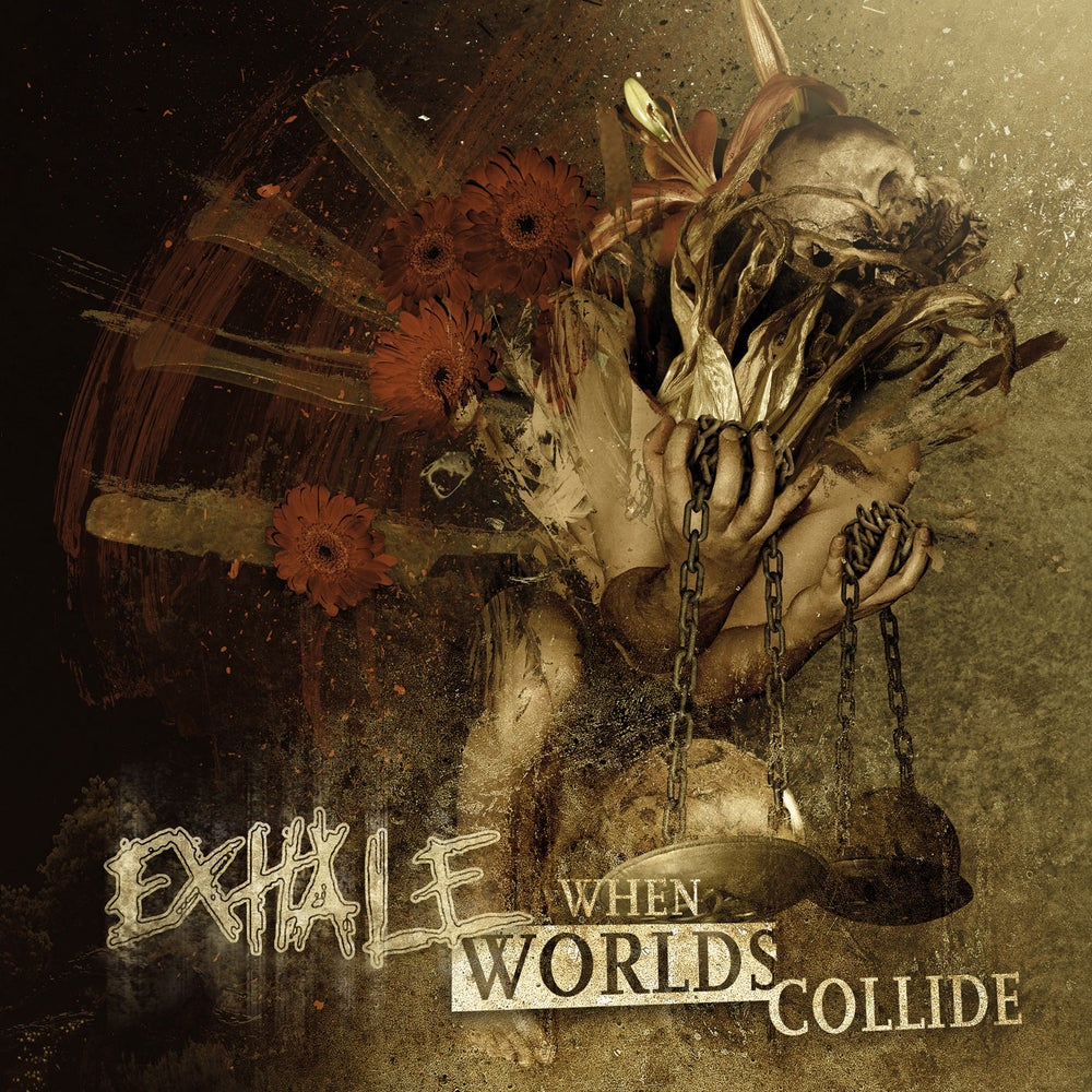 "EXHALE ""When Worlds Collide"" CD"