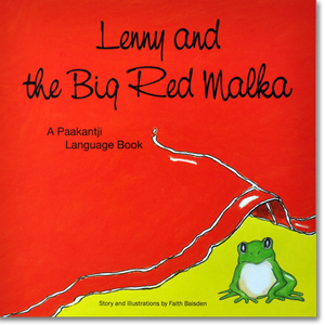 Image of Lenny and the Big Red Malka