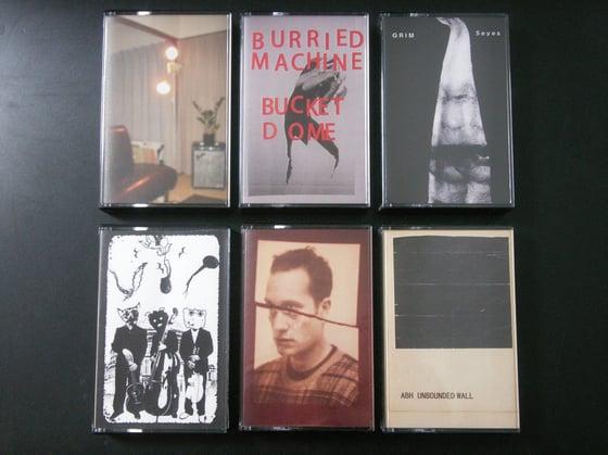 Image of rockatansky cassettes