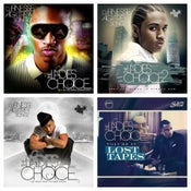 "Image of TREY SONGZ ""THE LADIES CHOICE"" MIX VOL. 1-4"