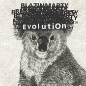 Image of BlazinMarty ‎– Evolution