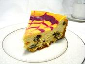 Image of Rum & Raisin Cheesecake