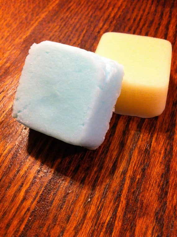 Image of Travel Size Solid Shampoo and Conditioner, solid bars