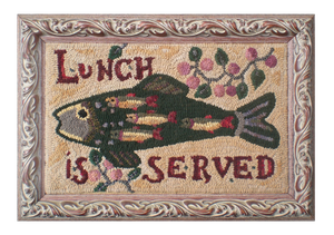 Image of Lunch is Served