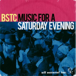 Image of BSCT - Music For A Saturday (CD)