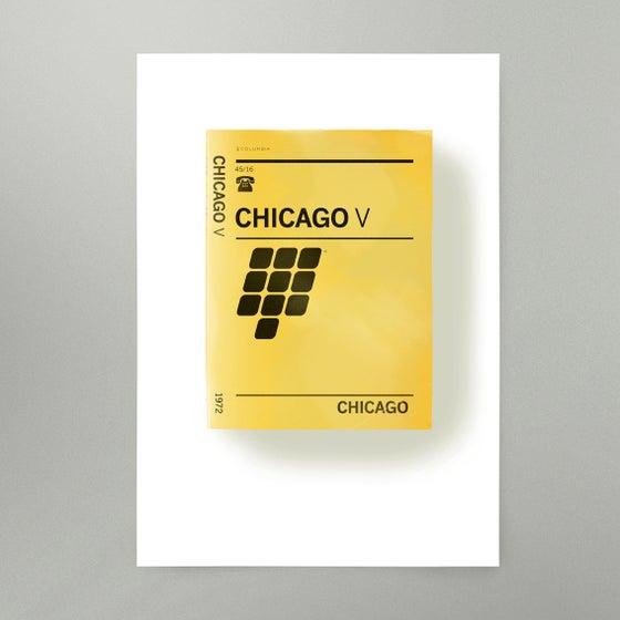 Image of Chicago Art Print