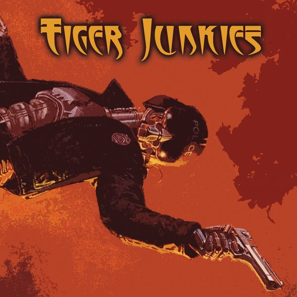 Image of Tiger Junkies - EP (Destard 18)