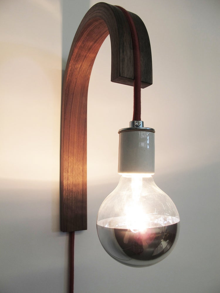Image of Bent Wall Sconce