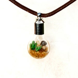 Image of Miniature Desert Necklace, Southwest Necklace