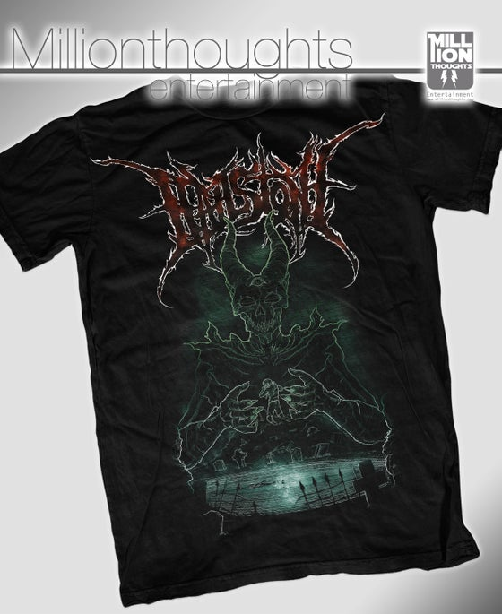 "Image of T-Shirt - ""Beaten and Defeated"""