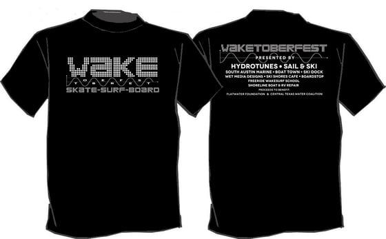 Image of 2013 Waketoberfest T-Shirt - BLK