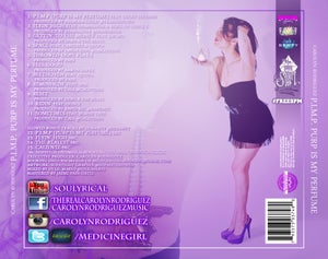 Image of P.I.M.P Purp Is My Perfume cd