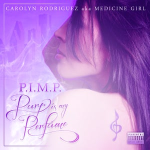 Image of P.I.M.P Purp Is My Perfume cd