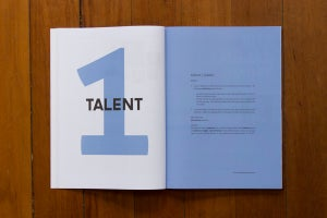 Image of 2013 TalentNZ: Creating a place where talent wants to live Journal