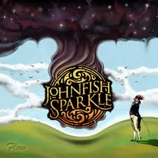 Image of Johnfish Sparkle - Flow CD
