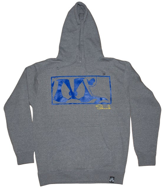Image of Eyes On Me Hoodie  | Heather Grey