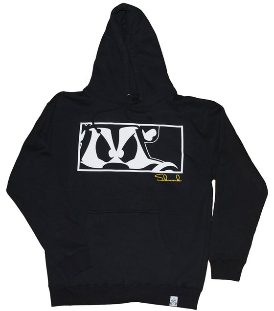 Image of Eyes On Me Hoodie  | Black