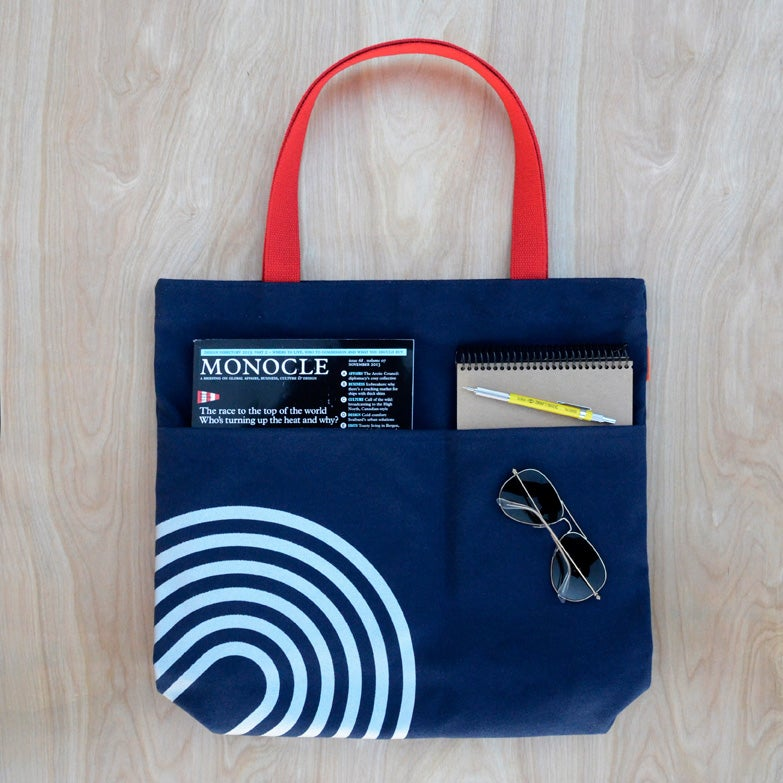 Image of Concentric utility bag | Color options