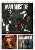 Image of Man Must Die CD`s - Peace/NTFI/Human Condition