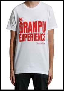 Image of T-SHIRT THE GRANPU EXPERIENCE ROJA/RED