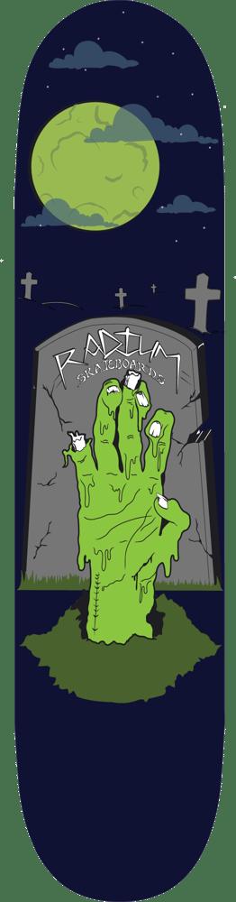 Image of Radium Tombstone