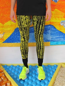 Image of Pok Glyph Leggings