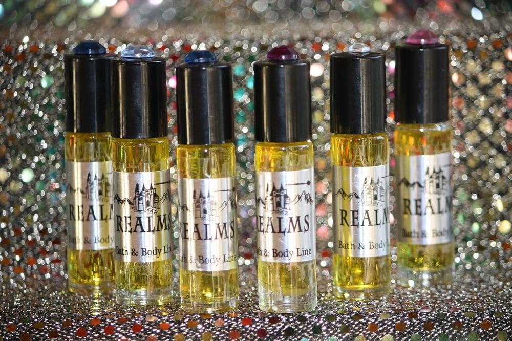 Image of Jojoba Oil Roll-on Perfume