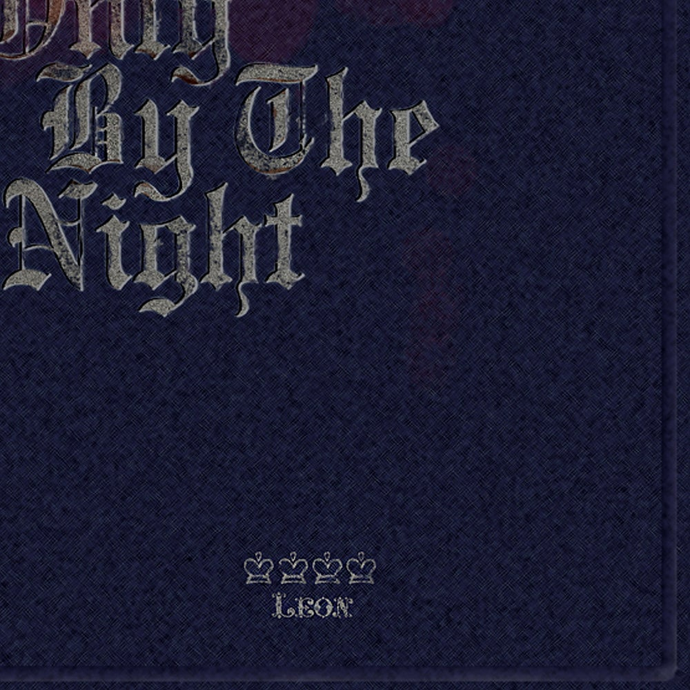 Image of Only By The Night Art Print