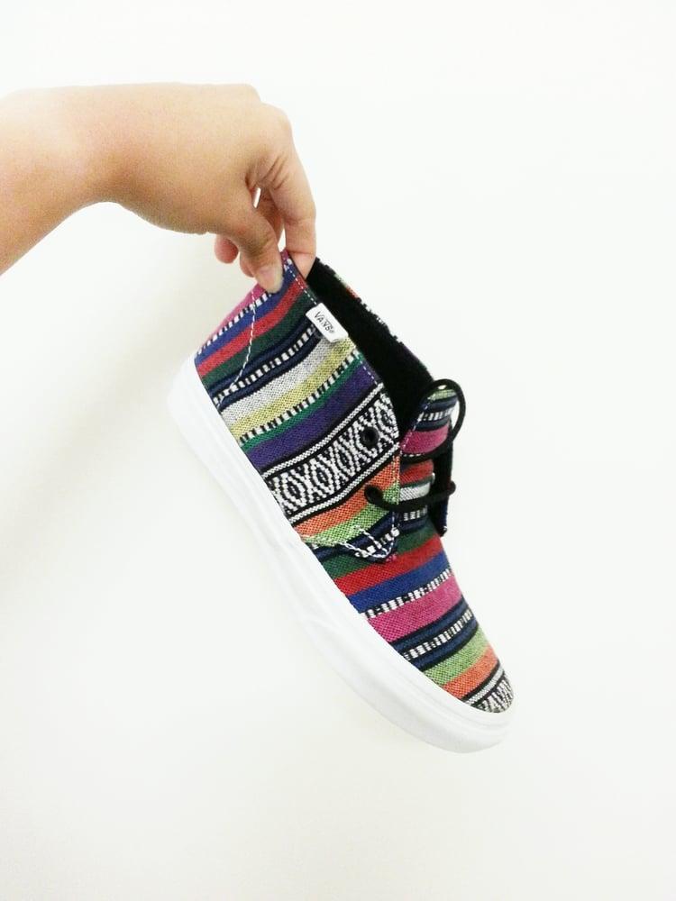 c9c8e0357fe91b Image of Vans Tribal Aztec Shoes