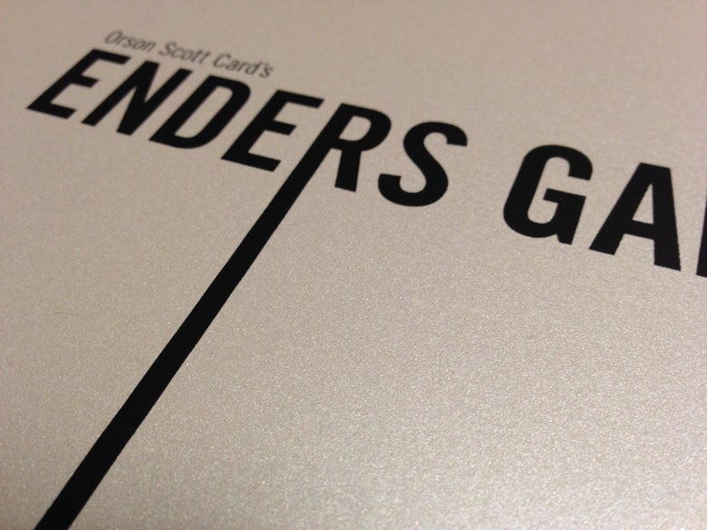 Image of Enders Game - 3